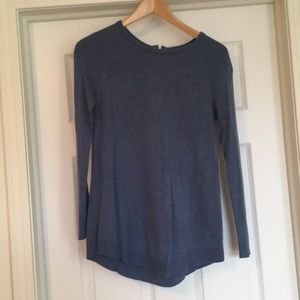 Joan Vass Sweater tunic